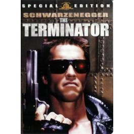 James Cameron Terminator DVD