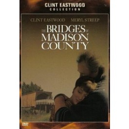 Clint Eastwood Mostovi Okruga Madison DVD