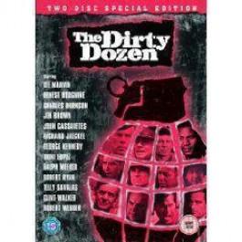 Robert Aldrich Dvanaest Žigosanih DVD