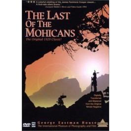 Clarence Brown Michael Mann Posljednji Mohikanac DVD