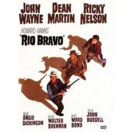 Howard Hawks Rio Bravo DVD