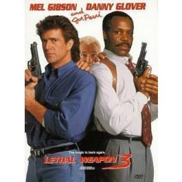 Richard Donner Smrtonosno Oružje 3 DVD