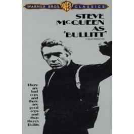 Peter Yates Bullitt DVD