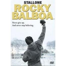 Sylvester Stallone Rocky Balboa DVD