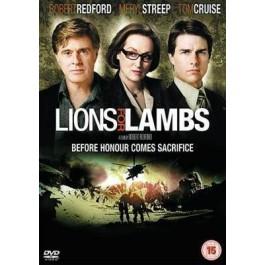 Robert Redford Jaganjci I Lavovi DVD