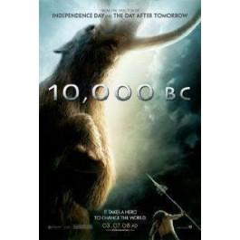 Roland Emmerich 10000 Prije Krista DVD