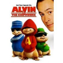 Tim Hill Alvin I Vjeverice BLU-RAY