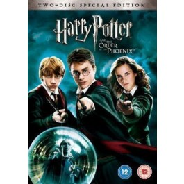 David Yates Harry Potter I Red Feniksa BLU-RAY