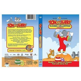 Movie Tom & Jerry Vol8 DVD
