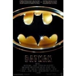 Tim Burton Batman DVD