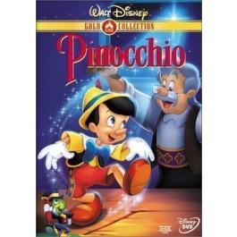 Ben Sharpsteen Hamilton Luske Pinocchio DVD