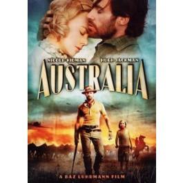 Baz Luhrmann Australija BLU-RAY