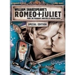 Baz Luhrmann Romeo I Julija DVD