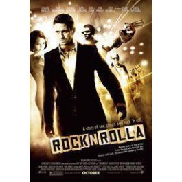 Guy Ritchie Rocknrolla DVD