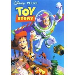 John Lasseter Priča O Igračkama DVD