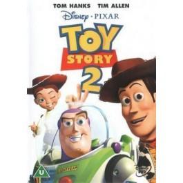 John Lasseter Priča O Igračkama 2 DVD