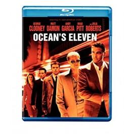 Steven Soderbergh Oceanovih Jedanaest BLU-RAY