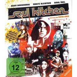 Fatih Akin Soul Kitchen DVD