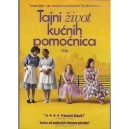 Tate Taylor Tajni Život Kućnih Pomoćnica DVD