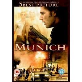Steven Spielberg Munchen DVD