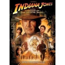 Steven Spielberg Indiana Jones I Kraljevstvo Kristalne Lubanje BLU-RAY