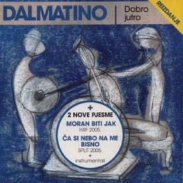 Dalmatino Dobro Jutro CD/MP3