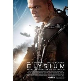 Neill Blomkamp Elysium DVD