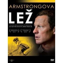 Alex Gibney Armstrongova Laž DVD