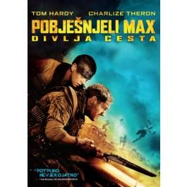 George Miller Pobješnjeli Max Divlja Cesta BLU-RAY