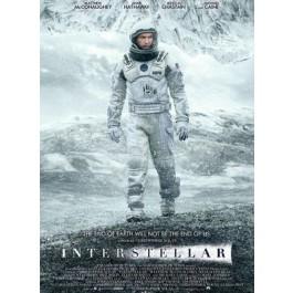 Christopher Nolan Interstellar DVD