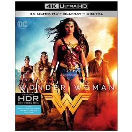 Patty Jenkins Wonder Woman BLU-RAY 4K ULTRA HD