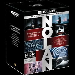 Christopher Nolan Dunkirk BLU-RAY 4K ULTRA HD