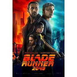 Denis Villeneuve Blade Runner 2049 BLU-RAY