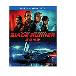 Denis Villeneuve Blade Runner 2049 DVD