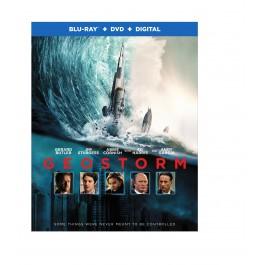 Dean Devlin Geostorm DVD