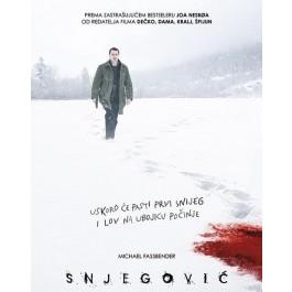 Tomas Alfredson Snjegović DVD