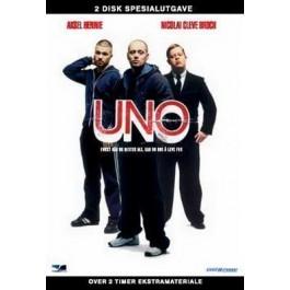 Aksel Hennie John Andreas Andersen Uno DVD