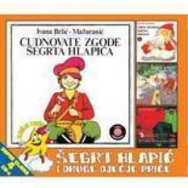 Razni Izvođači Djed Mraz - Zeko Njupko I Potočić CD
