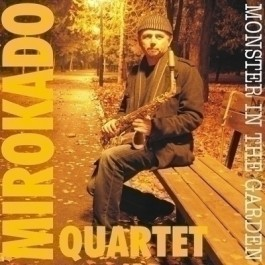 Mirokado Quartet Monster In The Garden CD/MP3