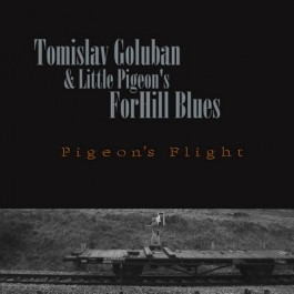 Tomislav Goluban & Little Pigeon Pigeons Flight CD/MP3