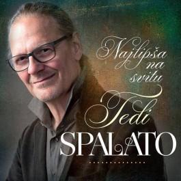Tedi Spalato Najlipša Na Svitu CD
