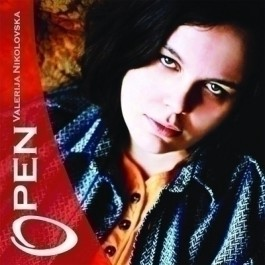 Valerija Nikolovska Open CD/MP3