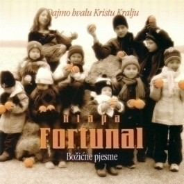 Klapa Fortunal Dajmo Hvalu Kristu Kralju CD/MP3