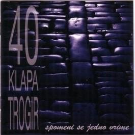 Klapa Trogir Spomeni Se Jedno Vrime CD/MP3
