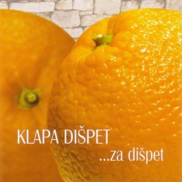Klapa Dišpet Za Dišpet CD/MP3