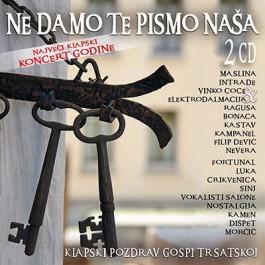 Razni Izvođači Klapski Pozdrav Gospi Trsatskoj CD/MP3