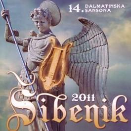 Razni Izvođači Šibenik 2011-14 Dalmatinska Šansona CD2/MP3