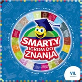 Društvena Igra Smarty Igrom Do Znanja Vii. Razred IGRA-DRUŠTVENA IGRA