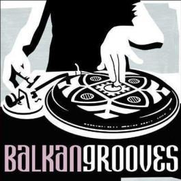 Various Artists Balkan Grooves CD