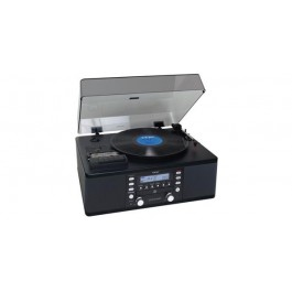 Teac Lp-R550 A Turntable System, Black GRAMOFON